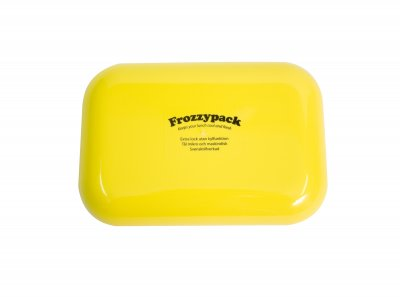 Frozzypack extra lid Yellow